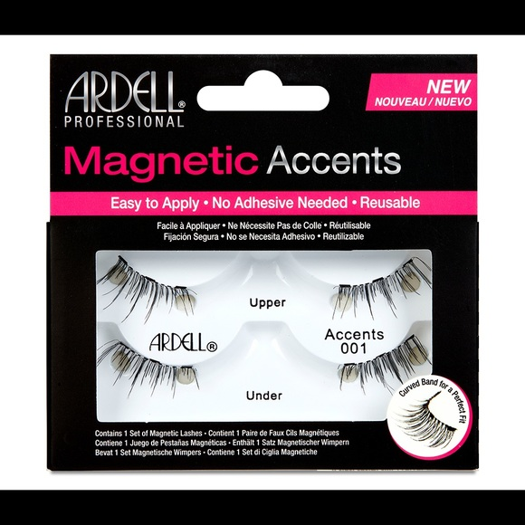 f4b7466bab7 Ardell Makeup | Magnetic Lash Accents 001 New | Poshmark